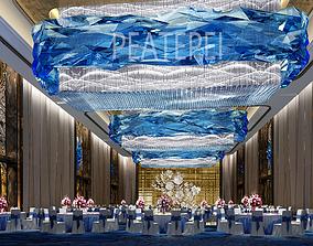 banqueting room 3D