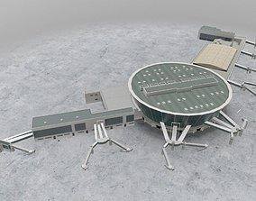 3D model LFMN Terminal 2