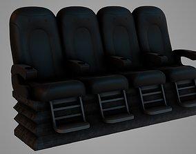 Theater Seats 3D