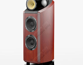 3D Bowers and Wilkins 802 D2 Rosenut