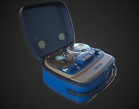 Grundig TK20 3D model