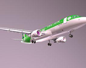 Airbus A-320 3D asset