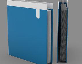 3D Pocket binder