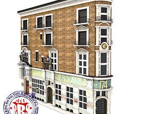 3D English Pub