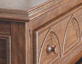 Vray Smart Materials Wood 001 VarnishDirt for 3DS