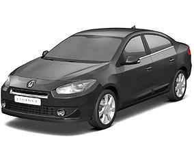 2011 Renault Fluence 3D