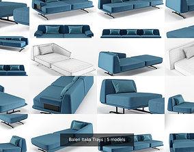 Baleri Italia Trays 3D model
