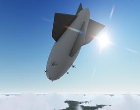 air The Airship 3D model