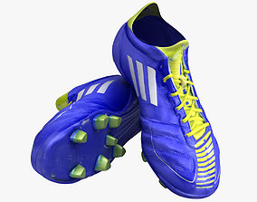 Adidas F50 adizero Cleats 3D model
