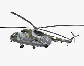 3D model Mi-17 Czech Air Force