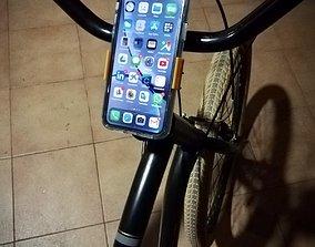 3D print model phone-cases Phone Bike Holder