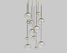 Celestial Chandelier By COUP STUDIO 3D