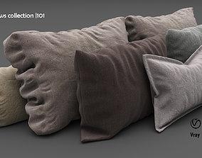 3D Pillows collection 101
