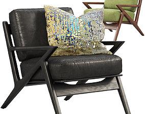 3D Joybird Soto Apartment Chair