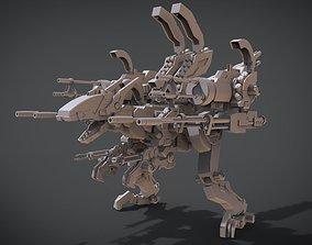 Gun Sniper 3D print model