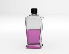 3D model Antique style perfume bottle