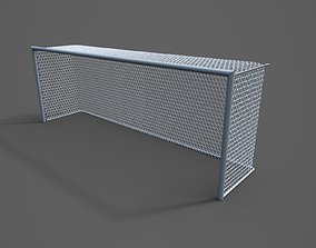 3D model Football Soccer Goal