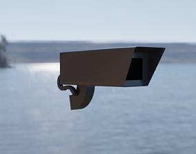 Basic Security Camera Model 3D