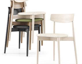 Miniforms Claretta Chair 3D model