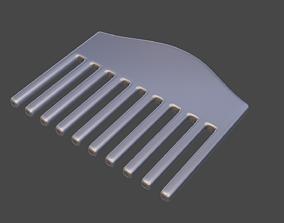 tools comb 3D print model