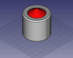 Zero Gravity Brainteaser 3D printable model