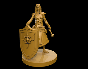 Cleric v2 3D print model