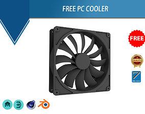 PC Cooler 3D