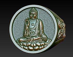buddha religion 3D printable model