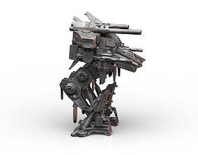 APP-076 Apep mech robot 3D print model