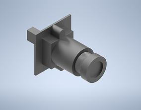 3D print model FPV camera