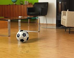 soccer 3D printable model Football