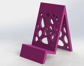 3D printable model Crater Phone Holder