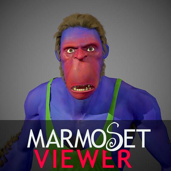RGB Monkey