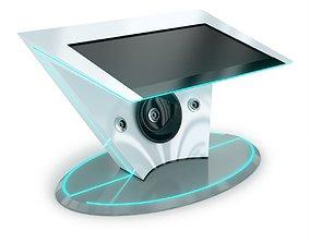 Cras Z Multitouch Table 3D