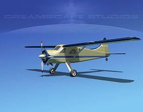 Dehaviland DH-2 Beaver SL02 3D