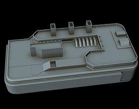 3D Starship part 31