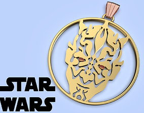 Star Wars Sith Medallion cosplay 3d model for