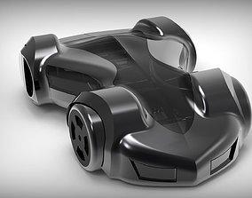 3D model Trot concept car