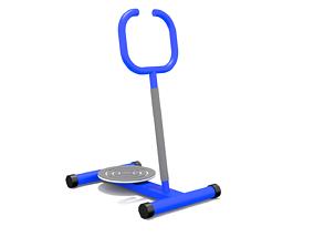 3D model Kid Play Fitness