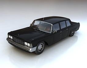 3D model Zil 114