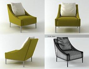 Jean armchair 3D model