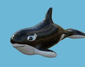 ORCA FLOAT 3D asset
