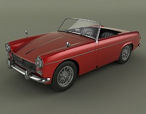 3D model MG Midget Mk1