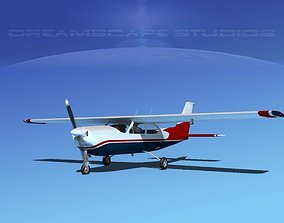 3D model Cessna C-177RG Cardinal V15