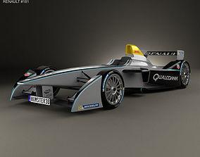Spark-Renault SRT 01E 2014 3D