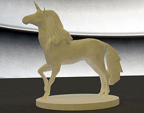 Fantasy Unicorn 3D print model