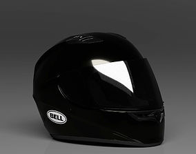 Bell Qualifier helmet 3D model