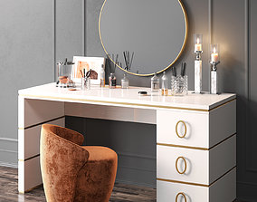 Dressing table KIA by Capital Collections 3D