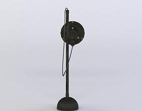 game-ready RH 1900S PHARMACY SCONCE 3D MODEL