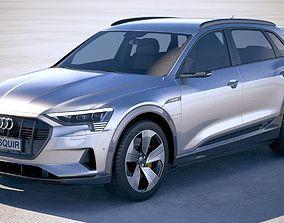 Audi e-tron 2020 3D model